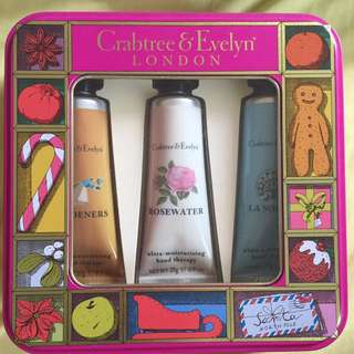 Crab Tree & Evelyn Hand Moisturiser Set