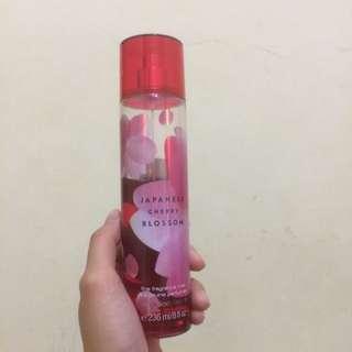 Bath & Body Works Fine Fragrance Mist - Japanese Cherry Blossom