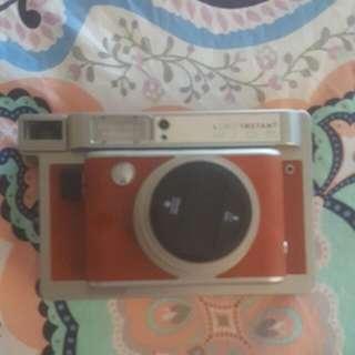 Near new, Lomo instant wide polariod camera and film