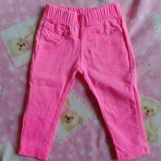Chloe Maong Pink Pants