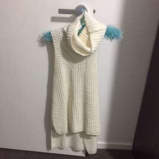 Medium Turtle Neck Knit