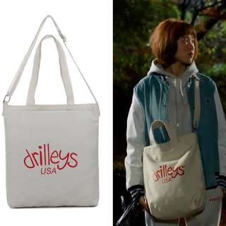 Weighlifting Fairy Kim Bok Joo Recycle Bag