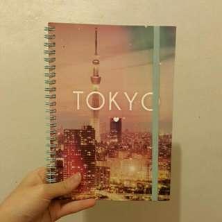 TYPO NOTEBOOK #tokyo