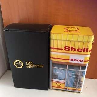 125 Years Shell Big Tin