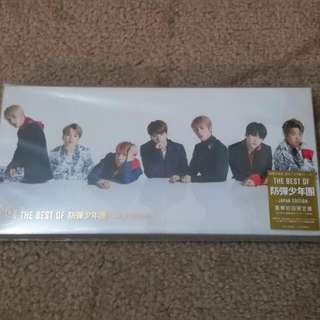 Best Of BTS Japan Deluxe Edition