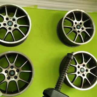 Sport Rim BMW 17