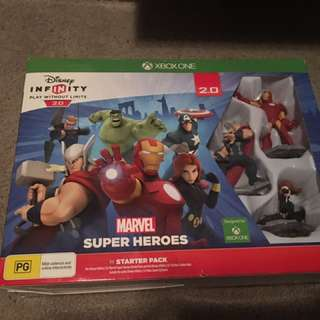 Disney Infinity 2.0 Xbox One Starter Pack