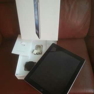 iPad 3rd Gen 32GB Wifi Black HK$1200