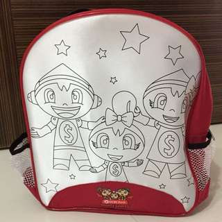 BN: Mighty Savers Backpack & Lunch box