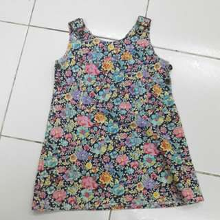 Dress With Front Pocket (3 Yrs Old)