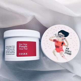 <Pre-Order> COSRX One Step Pimple Clear Pad