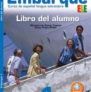 LS9001 Embarque Textbook Libro