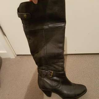 Knee High Boots Size 7