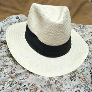 夏天編織草帽#女裝九九出清