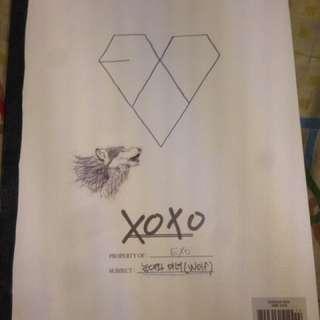 EXO-K XOXO album
