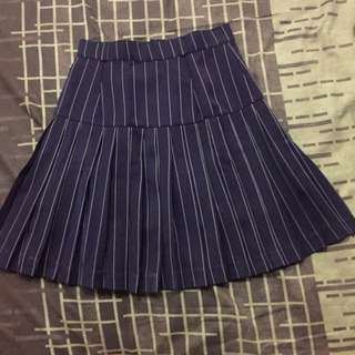 SUPERSALE - Stripe Skirt