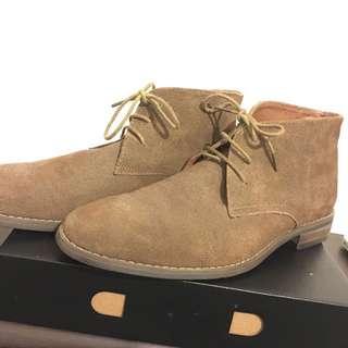 Mens Slatters Boots Size 8