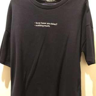 Korean Style T Shirt