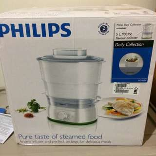 Food Steamer Philips HD9104