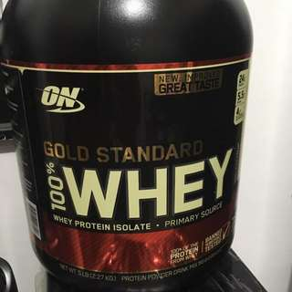 Wgs (Whey Gold Standart)