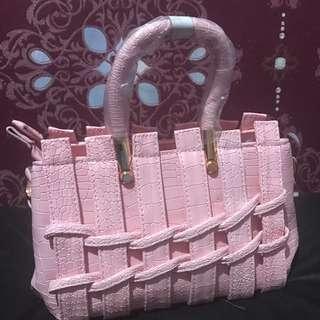 Bangkok Baby Pink Bag