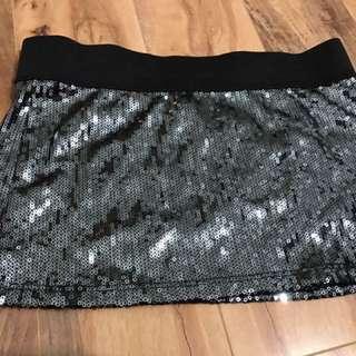 Glitter Skirt Size 6