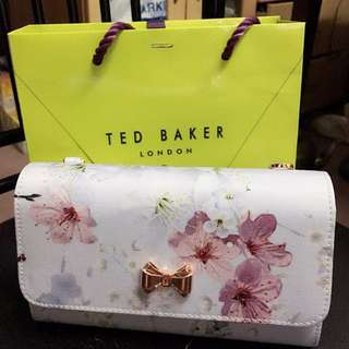 Ted Baker Oriental Blossom Evening Bag Janice