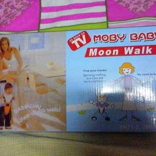 Moon Walk Baby Walker