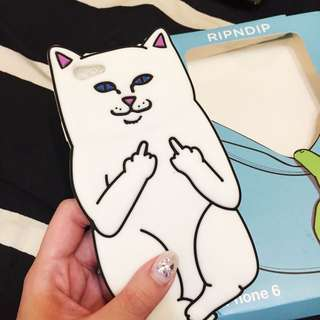 ripndip iphone case for iphone6&6s