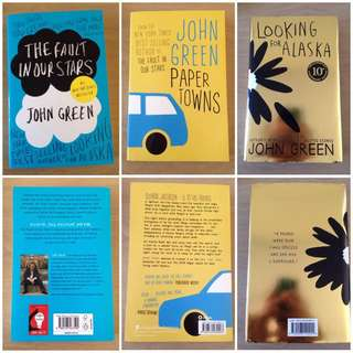 John Green Bundle!