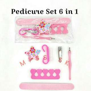 Pedicure Manicure 6in1 Set