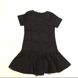 Brand New Black Dress Mermaid Dress
