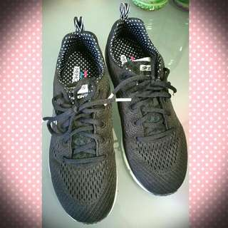 Skeckers Fashion Fit Shoes (Black)