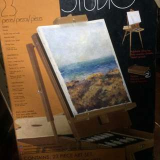 Stand For Paintings