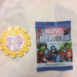 Marvel Heroes Ant-man Disc