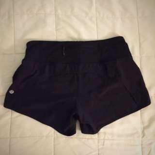 Authentic LULULEMON Shorts