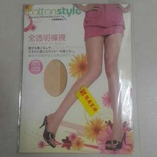 全透明褲襪 肉絲 Nude Colour Leggings