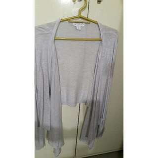 Cotton On Off-White Cardigan