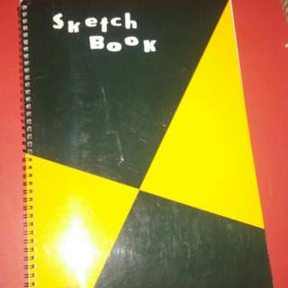 sketch book from Japan