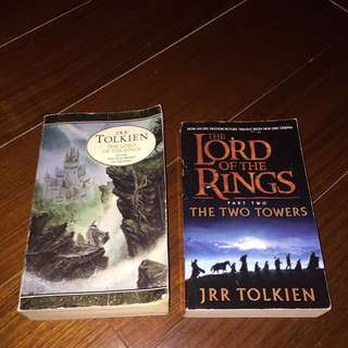 Lord of the rings part one and two