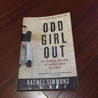 odd girl out - Rachel Simmons