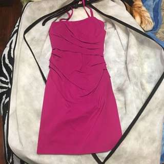 Le chateau Pink Dress