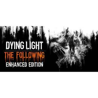 Dying Light: The Following - Enhanced Edition Steam Game PC 💻