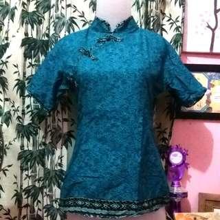 Batik Warna Ijo Tosca