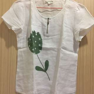 Flower Top Size M