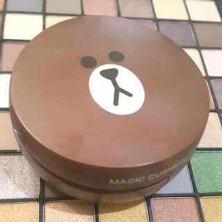 🐻미샤 Missha M Magic Cushion Line Brown #23