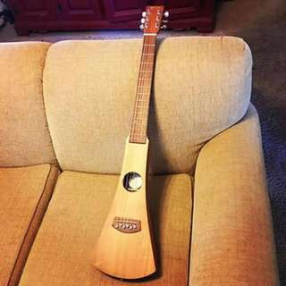 Backpacker Guitar Authentic From Mexico