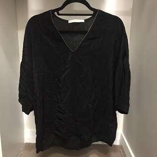 Zara over sized top