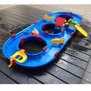 Aquaplay Educational Water Play Toy