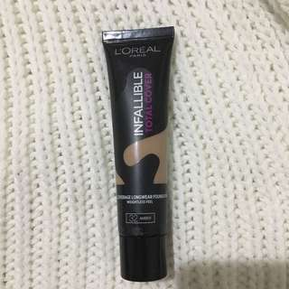 L'Oréal Infallible Total Cover 32 Amber